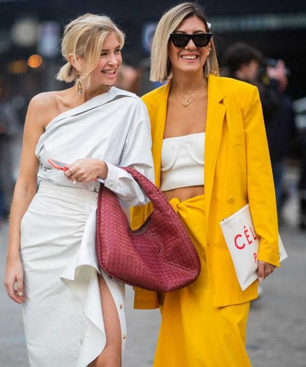 Sarı 2019 modasında trend doğru şekilde nasıl kombinlersiniz