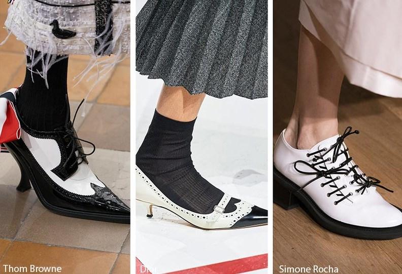 sonbahar kış 2020 bayan ayakkabı trendleri