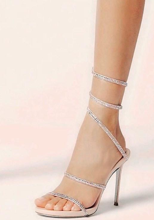 taşlı balo ayakkabısı modelleri 2019