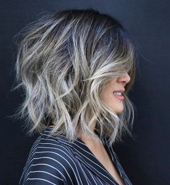 trend bob saç modelleri 2019