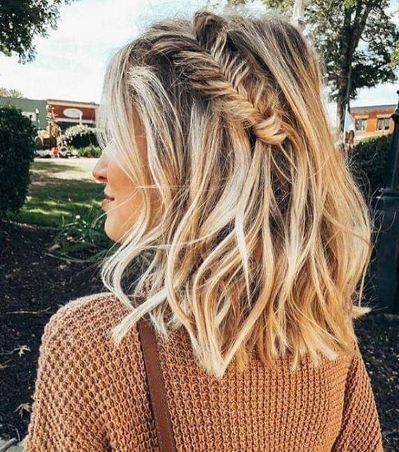 uzun bob saç modelleri 2019