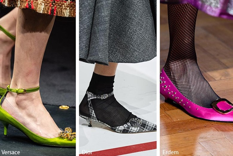 yavru topuk ayakkabı trendleri 2020