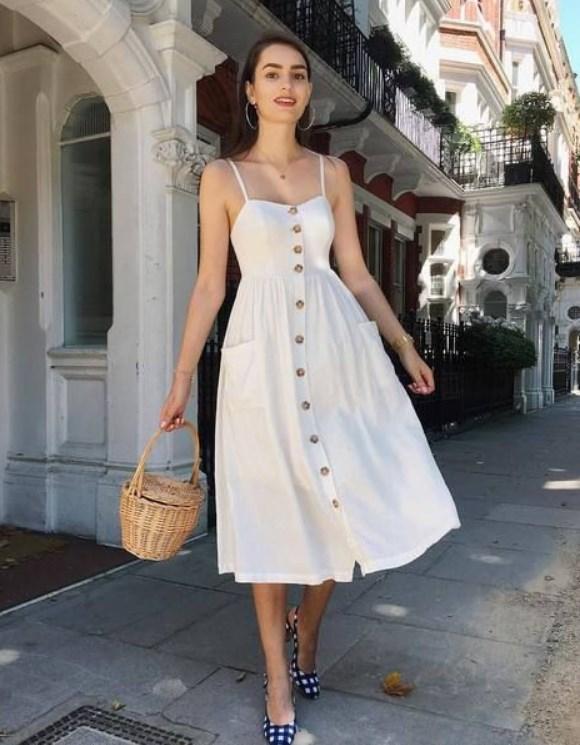 b1daf898f3c6b yazlık kısa beyaz elbise modeli 2020 yazlık beyaz elbiseler 20