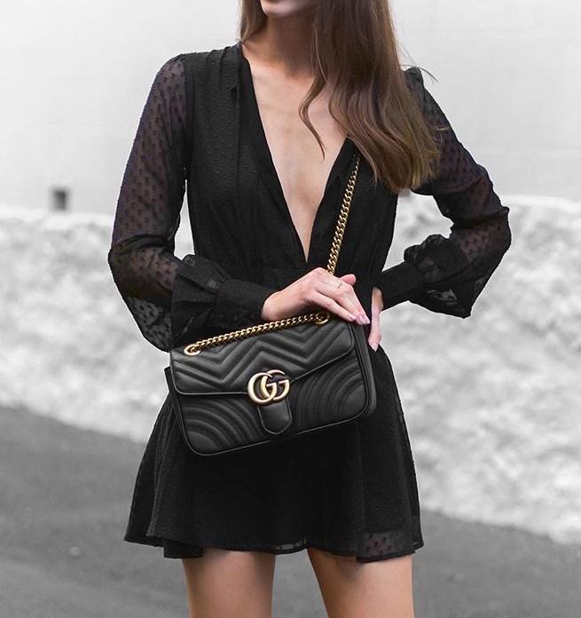 yazlık siyah elbise modelleri 2019 2020