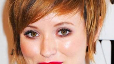 Photo of Yuvarlak yüzler için 20 şirin kısa saç modelleri