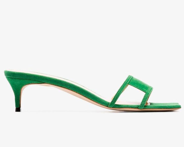 2019 yaz kare burun ayakkabı modelleri