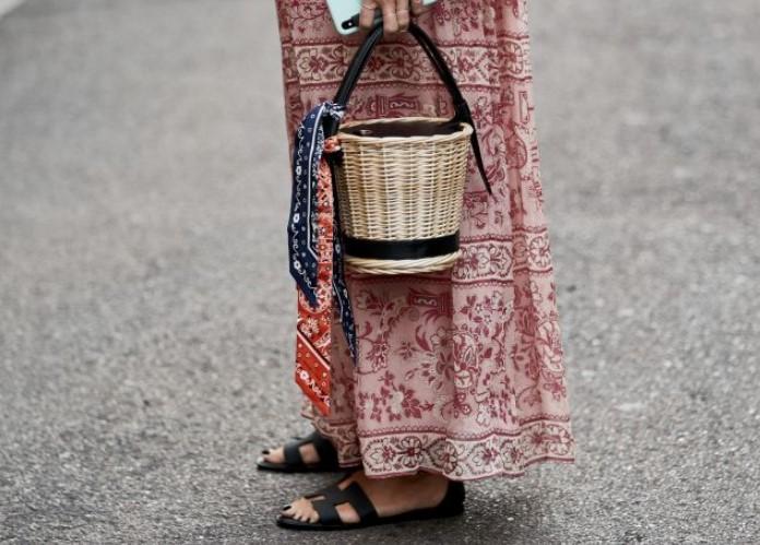 2019 yaz modası hasır aksesuarlar