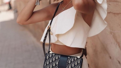 Photo of Bunlar yaz için en güzel asimetrik bluzlar