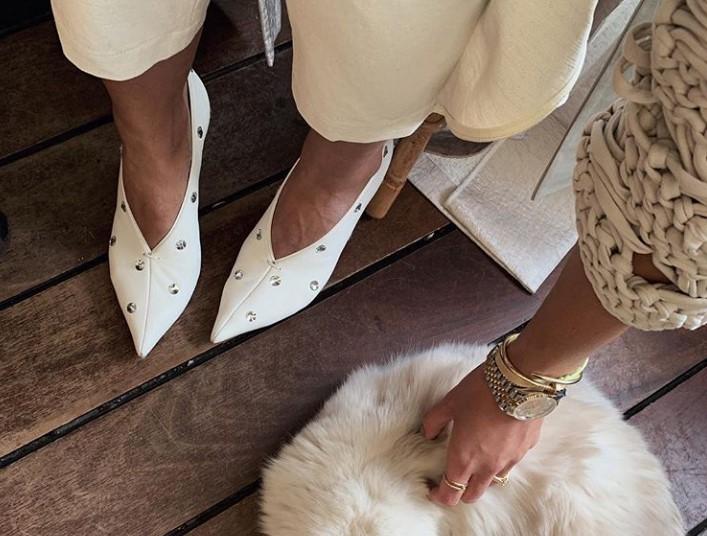boyu uzun gösteren ayakkabılar