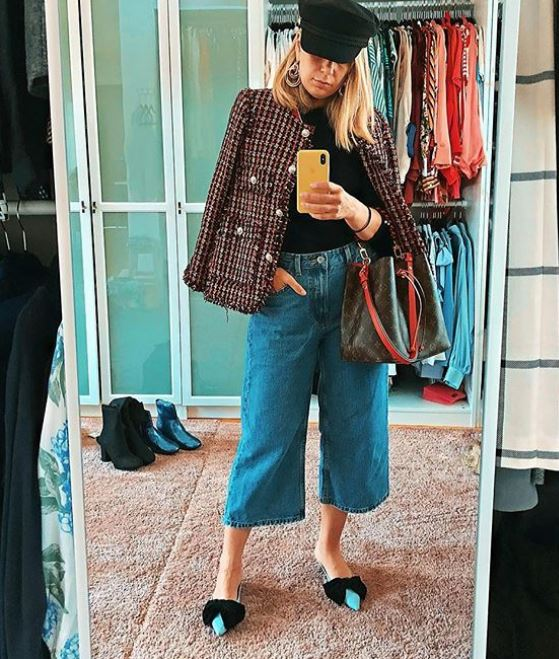 Culottes kot pantolon modelleri 2020
