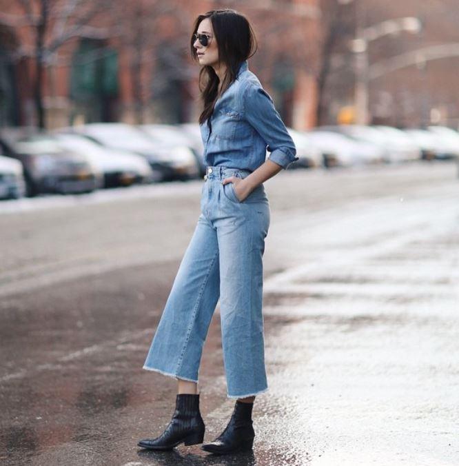 Culottes kot pantolonlar 2019 20