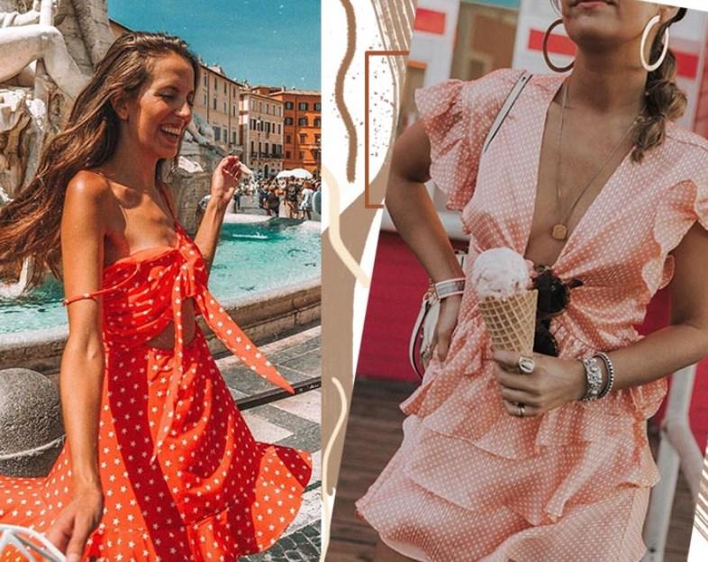 En havalı kısa yazlık elbise modelleri 2019 2020