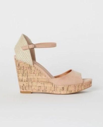 hm dolgu topuk sandalet modelleri 2019 20