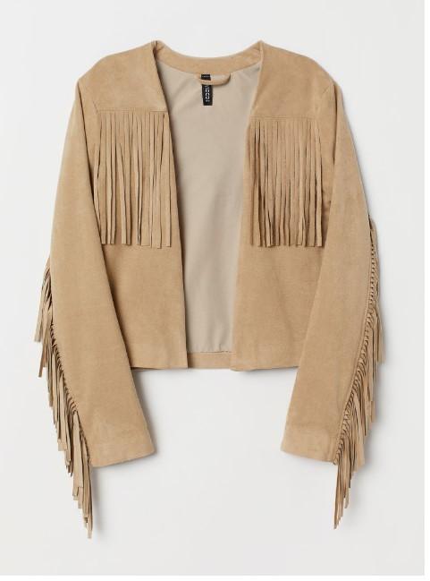 hm krem yazlık ceket modeli 2020
