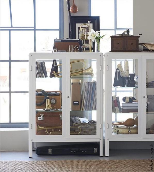 IKEA 2019 vitrin modelleri