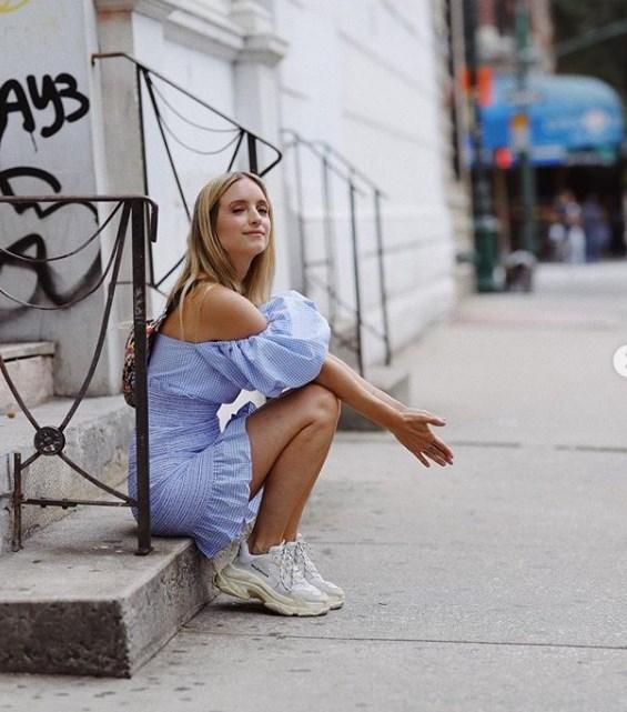 Kabarık kollu yazlık elbise modelleri 2019 20