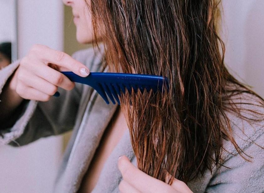 Kırık Saç Uçları için Doğal Çözümler