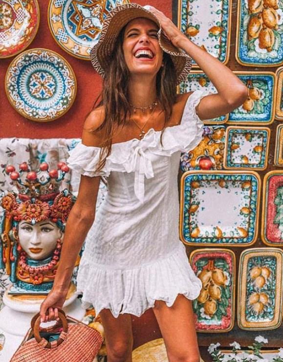 kısa beyaz yazlık elbiseler 2019 2020