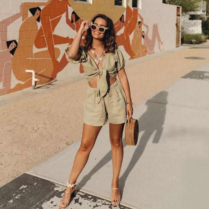 Kısa boylu kadınlar Bu 5 moda ipucuyla daha uzun görünüyorsunuz!