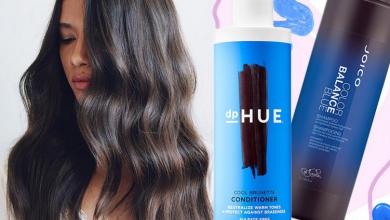 Koyu Saçlarda Turunculuğu Önleyen için En İyi Mavi Şampuanlar