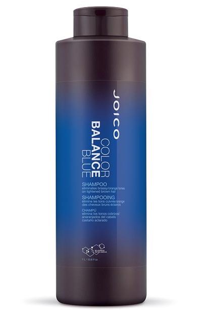 Koyu Saçlarda Turunculuğu Önleyen için En İyi Mavi Şampuanlar - Joico Renk Dengesi Mavi Şampuan