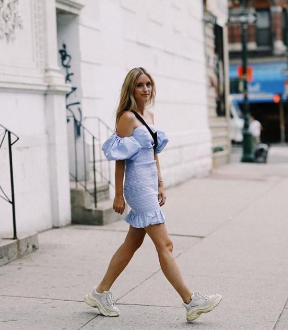puf kol yazlık elbiseler 2020