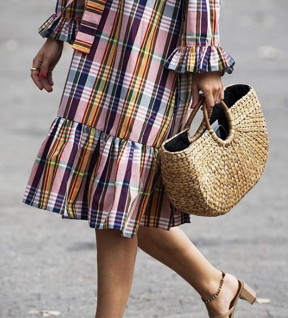 yaz modası 2019 hasır çantalar