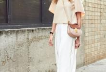 Yazlık Beyaz Culottes Pantolonlar 2019 2020