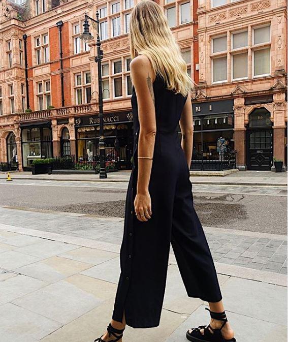 Yazlık Culottes pantolonlar 2019 20