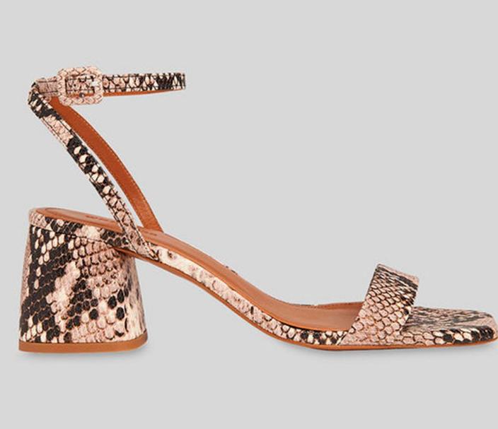 yazlık deri sandalet modeli 2020