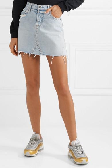 Sommer Jeans Röcke 2019 bis 2020