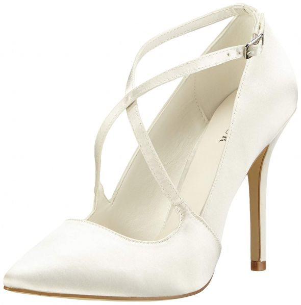 2019 Yaz Gelin ayakkabıları Bunlar düğün için en güzel modellerdir.