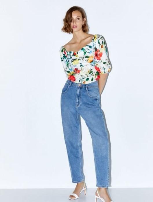 2019 yaz zara kot pantolon modelleri