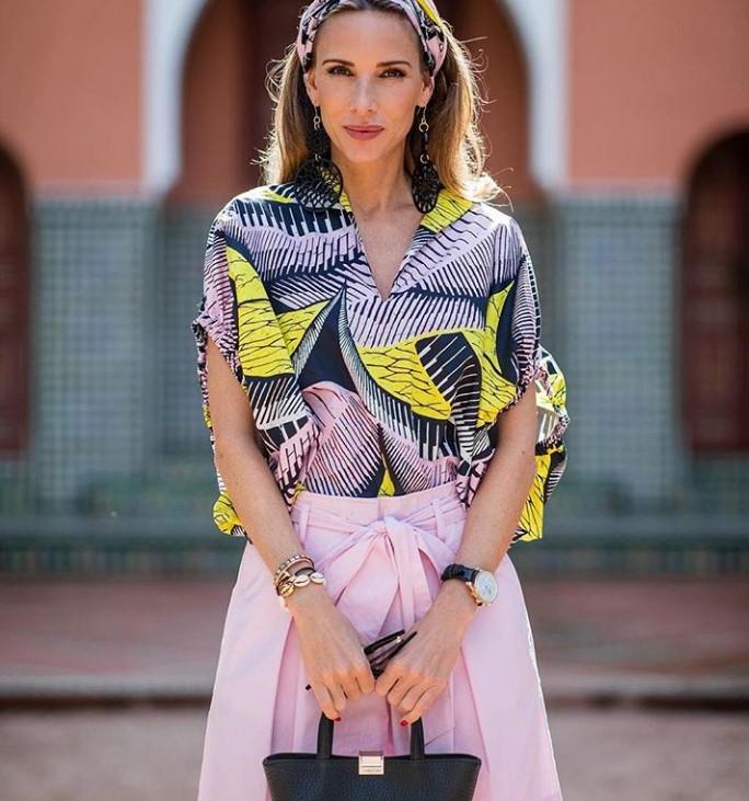 40 yaş üstü kadınlar için bluz modelleri