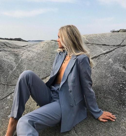 40 yaş üstü kadınlar için ceketler