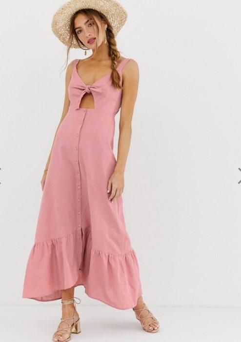 Cut Out elbiseler 2019