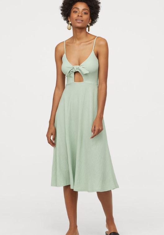 hm cut out elbise modeli 20