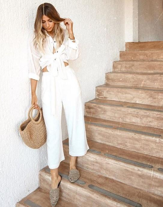 yazlık keten pantolon modelleri 2019 2020