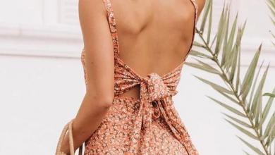 Photo of Sırtı açık elbiseler: Yaz için en güzel modellerdir