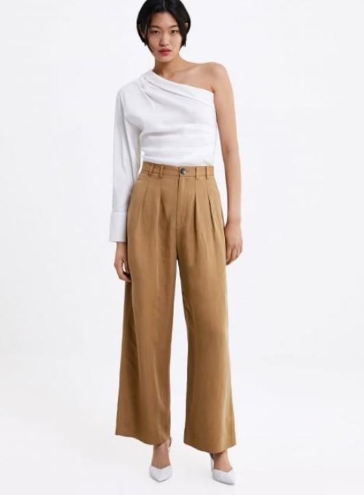 zara keten pantolon modelleri 2020