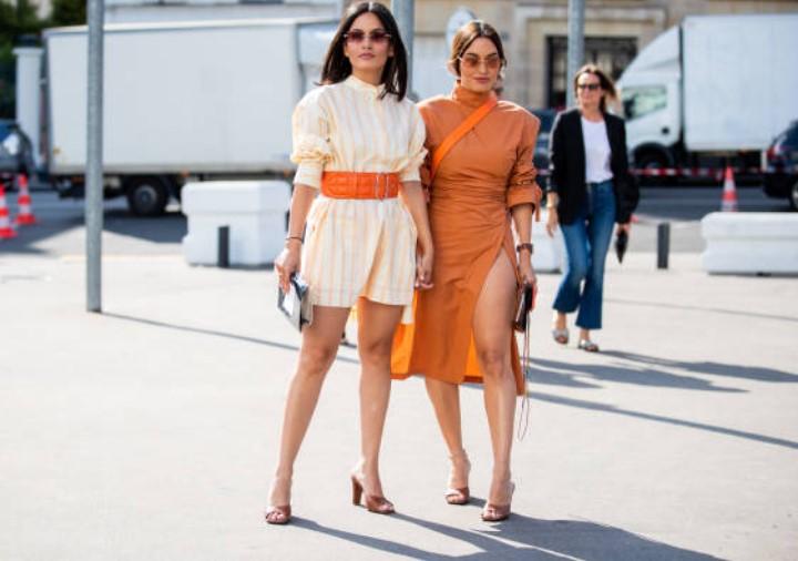 minyon tipli kadınlar için elbise modelleri 2020