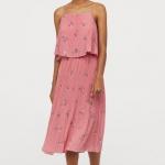 minyon tipli kadınlar için H M elbise modelleri