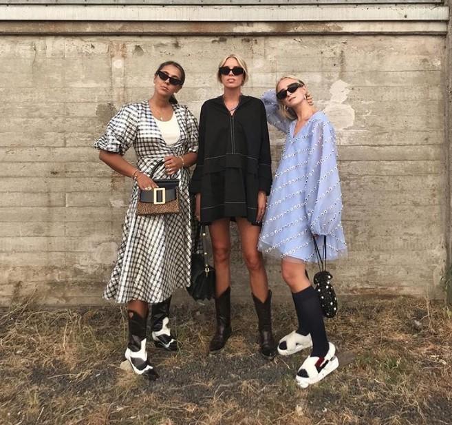 sonbahar modası 2019 2020 elbiseler