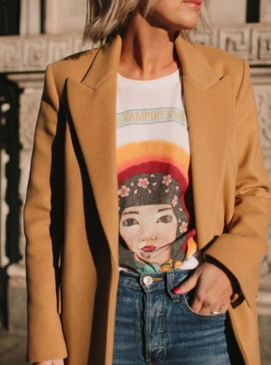 tişört kombinleri 2020 sonbahar