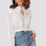 Transparan bluz modelleri 20