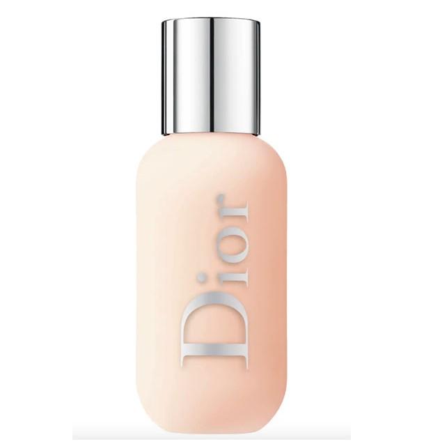 yağlı ciltler için Dior BACKSTAGE Yüz ve Vücut Fondöteni