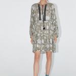 Zara sonbahar elbise modelleri 2019 2020