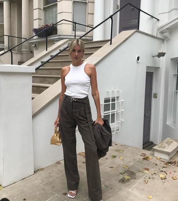 2019 2020 sonbahar kış kuşaklı pantolon modelleri