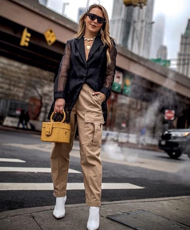 bayan kargo pantolon modelleri 2020