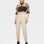 Bershka sonbahar kış pantolon modelleri 2019 20